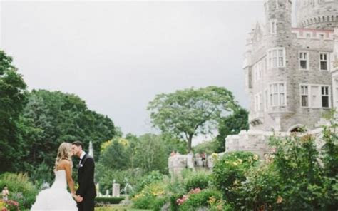 A Lovely, Elegant Wedding In Concord, Ontario   Weddbook