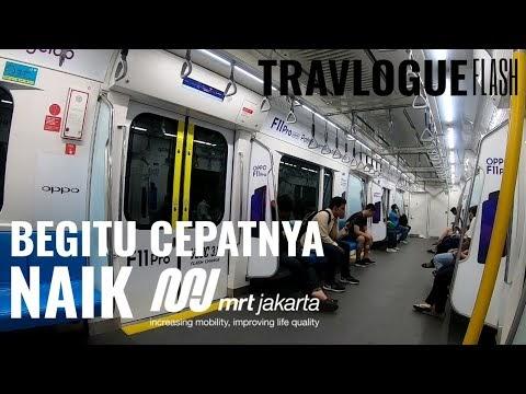 MRT dan HUT Jakarta