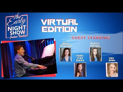 S2 Ep10 The Early Night Show (Ayla Schwartz, Audrey Bennett, Liza Smith and Hallie-Kate Dierks)