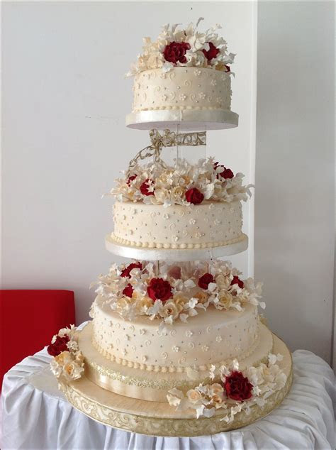 Wedding Cake Structures Pictures   cakes   Cake, Wedding