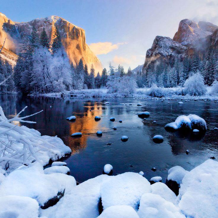 Winter splendor...