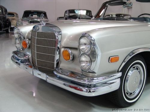 eBay Find of the Day: 1965 Mercedes-Benz 220SE Convertible ...