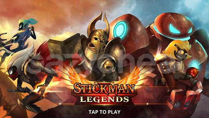 Stickman Legends - Ninja Warriors: Shadow War v2.2.3