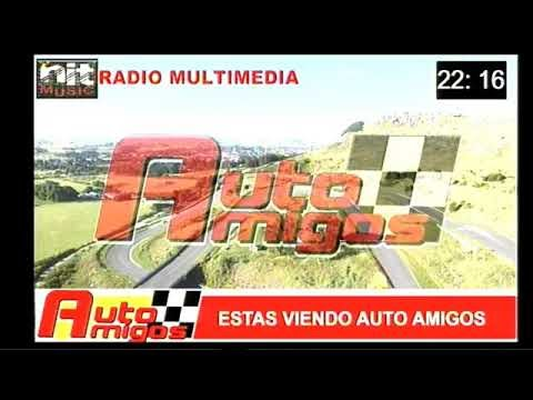 AUTOAMIGOS - PROGRAMA 8 - 18/05/18