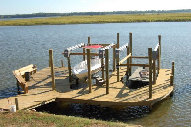 Boat Dock Construction Plans PDF how to build a jet boat Plans