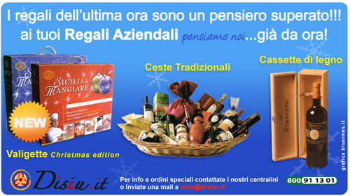 Disiu.it Prodotti Siciliani