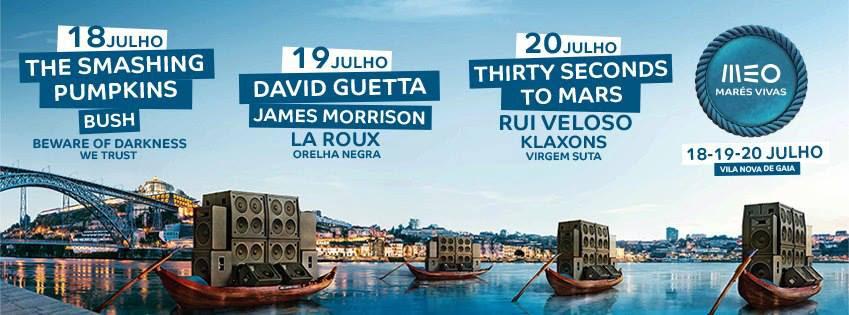 Marés Vivas 2013 festival portugal line up