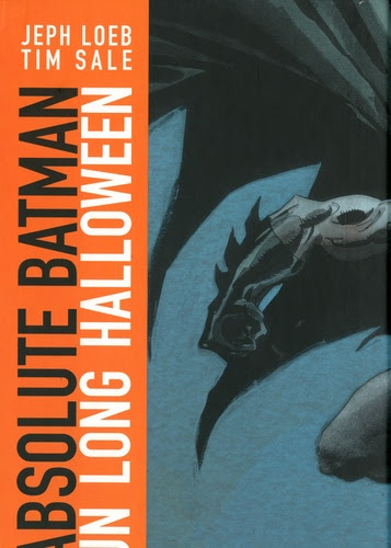 Absolute batman : un long hallowen de Jeph Loeb et Tim Sale
