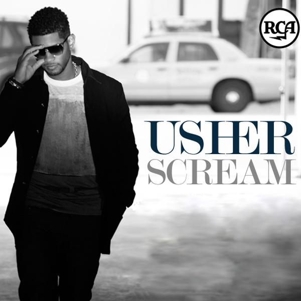 Scream (Single Cover), Usher