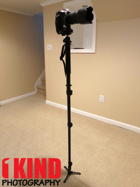 Review: Manfrotto 561BHDV-1 Fluid Video Monopod