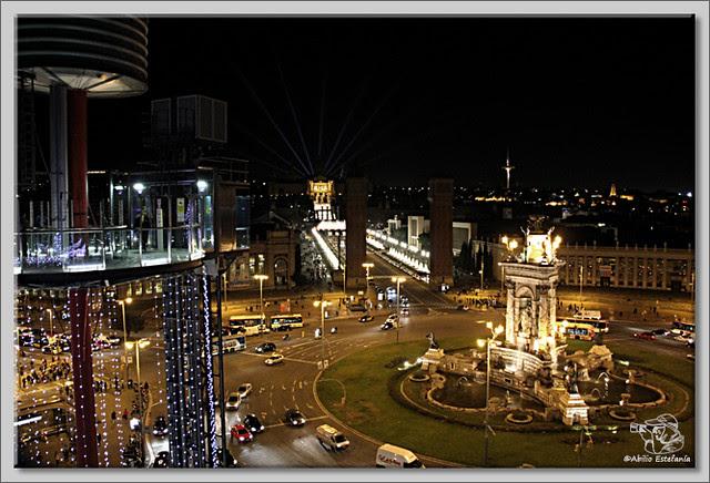 10 Plaza de España. Barcelona