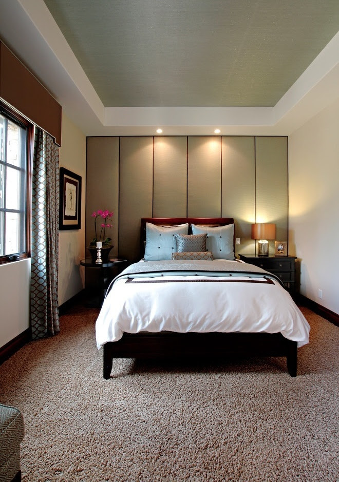 15 Simple Bedroom Design You Love To Copy - Decoration Love