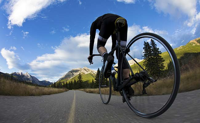 cycling generic istock