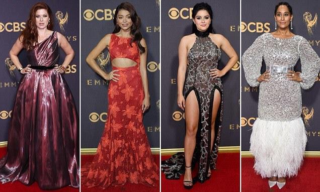 Emmy Awards 2017, o pior vestido revelou