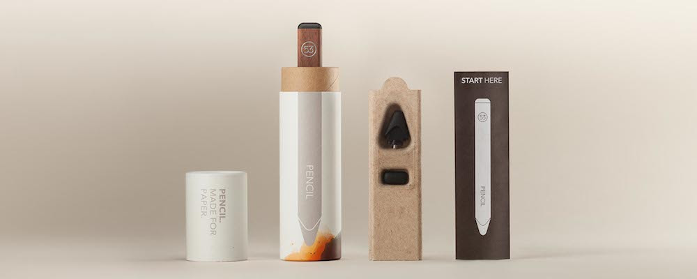 Pencil by 53 Packaging