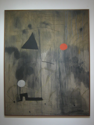 The Birth of the Wold, late summer-fall 1925, Joan Miró