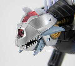 Transformers Sea Attack Ravage HftD Deluxe - modo robot