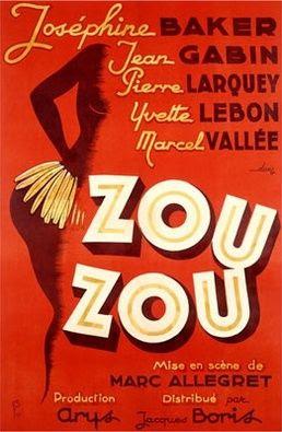 Zou-Zou (1934) - Josephine Baker