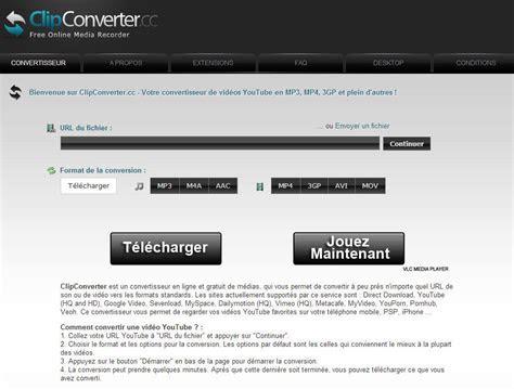 convertisseur video en ligne gratuit  sites pour