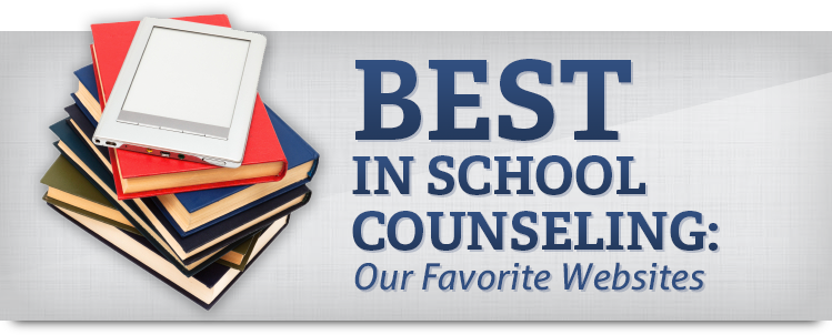 One of the top 100 School Counseling Websites