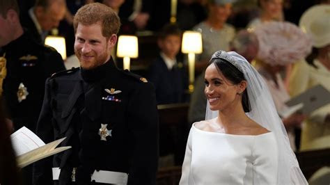 Royal wedding: Harry and Meghan exchange vows   YouTube