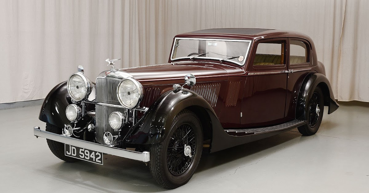 CLASSIC OF THE DAY from CLASSIC CHATTER: 1935 ALVIS 3.5 LITRE ...