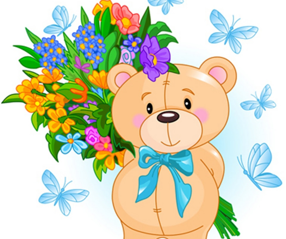Free Cartoon Teddy Bears Download Free Clip Art Free Clip Art On