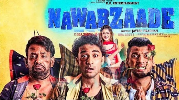 Nawabzaade (2018)  720p HDRip Hindi Full Movie
