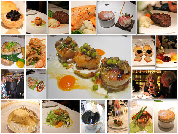 Seaborn, Fine Dining, The Restaurant