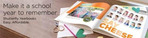 shutterfly yearbook