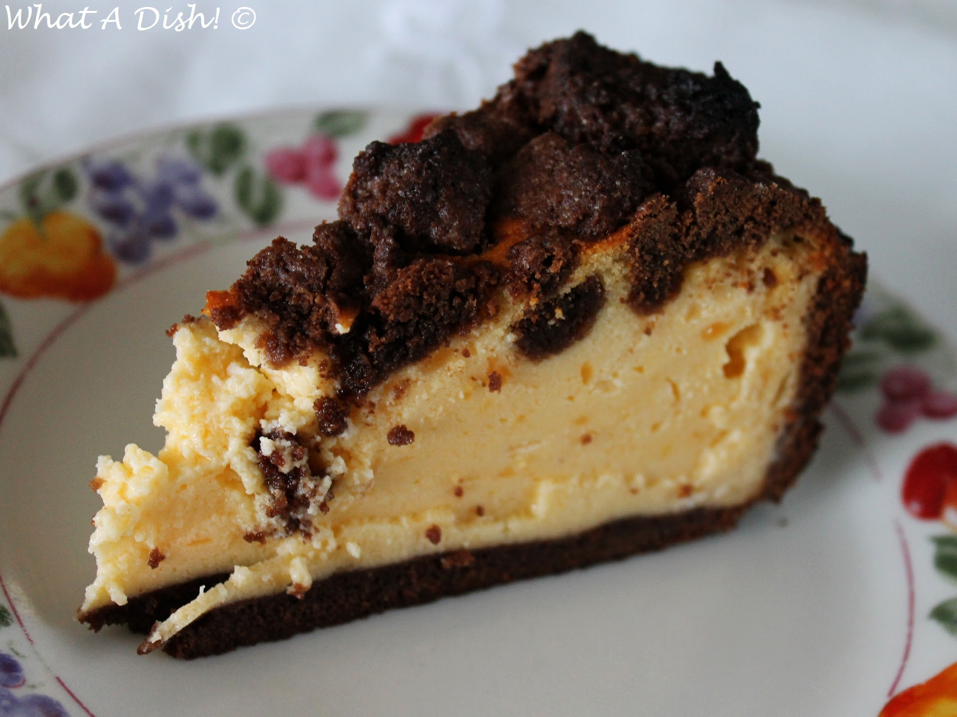 Russian German Cheesecake