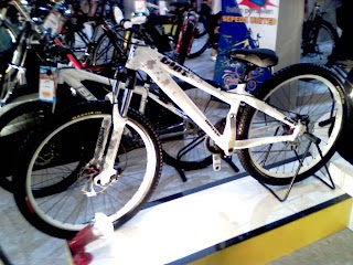Ganesha Bicycler ITB: review stand sepeda di PRJ