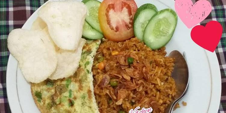 Resep Nasi Goreng Jawa Oleh Pujani Handayani (Poody Kitchen)