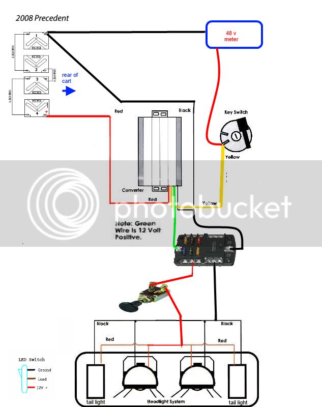 For Automobile 12 Volt Light Wiring Diagram