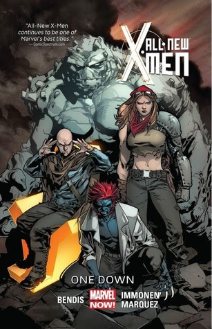 All-New X-Men, Vol. 5: One Down