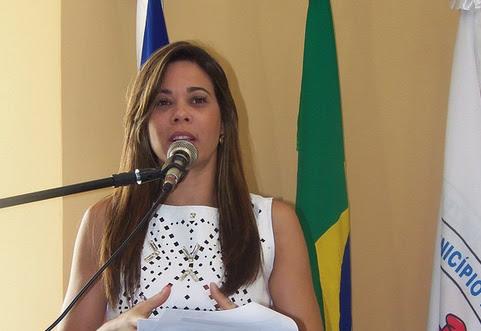 """""""A União fica com quase tudo, e o município fica com quase nada"""", diz Maria Quitéria, presidente da UPB"""