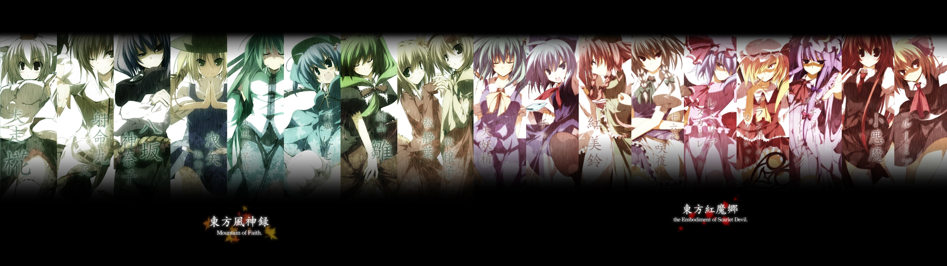 17 Dual Screen Wallpaper 4k Anime Sachi Wallpaper