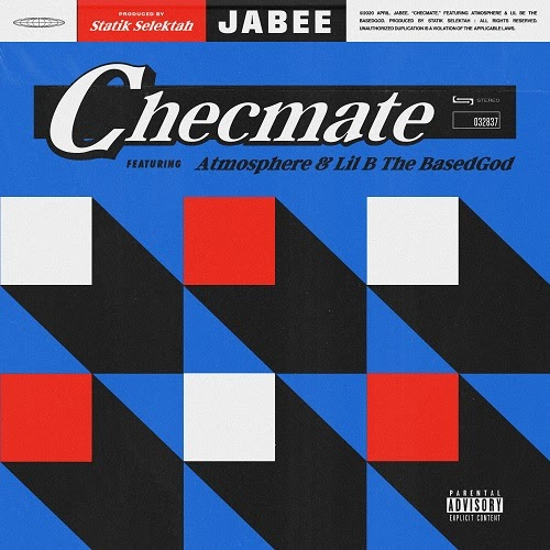 """Jabee – """"ChecMate"""" Ft. Atmosphere & Lil B"""