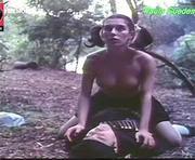 Paula Guedes nua no filme Rei das Berlengas