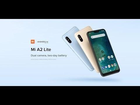 Xiaomi Mi A2 Lite - Unboxing