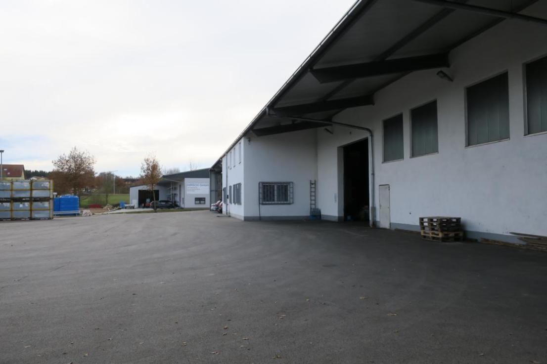 Lagerung & Logistik / Hauser Spedition