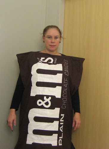 Costume day at the office