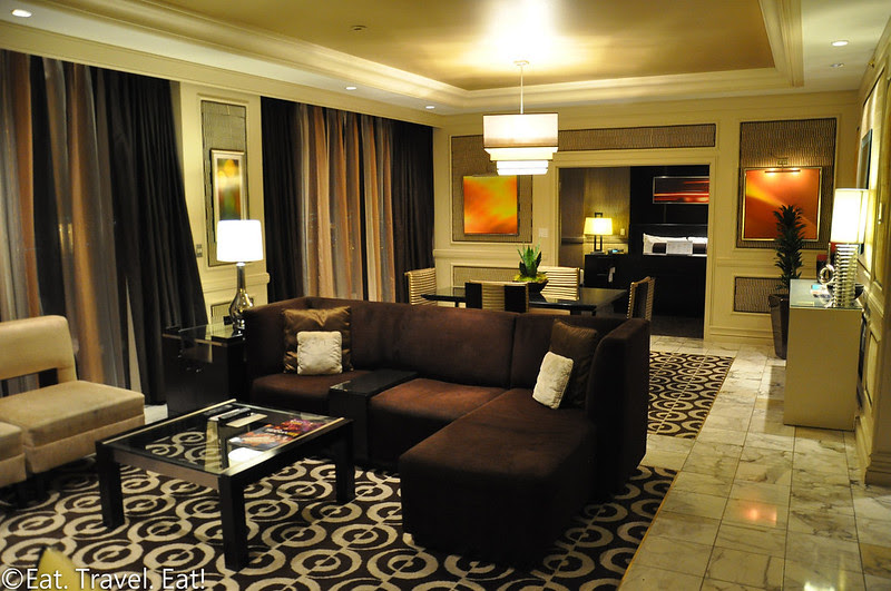 Penthouse Suite @ The Mirage Hotel and Casino- Las Vegas, NV