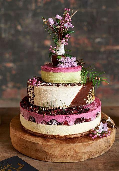 Cheesecake shop wedding cake   idea in 2017   Bella wedding