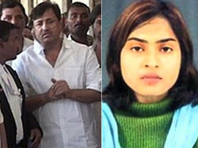 Madhumita Shukla y su asesino