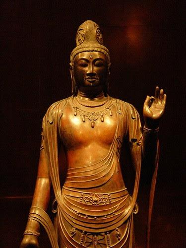 Buddha, Tokyo National Museum