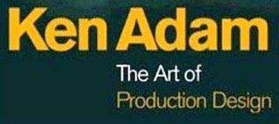 Ken Adam: The Art Of Production Design