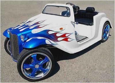 Cool Custom Cars California Roadster