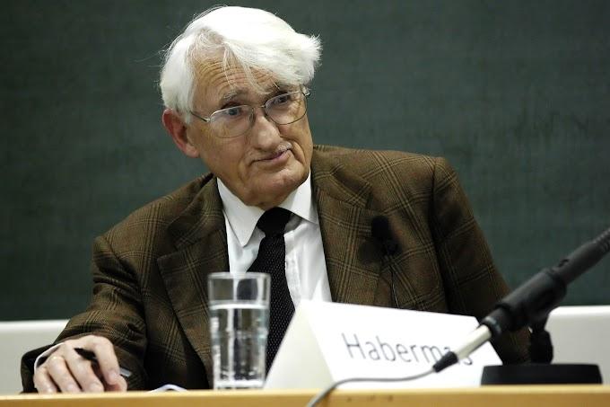 Nhà triết học Jürgen Habermas