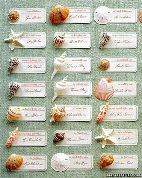 Wedding Seating Arrangement: Ideas On Place Card Holders